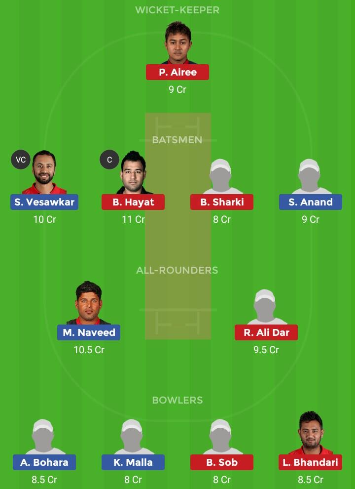 MHU vs RPC (Dhangadhi Premier League mhu vs rpc)