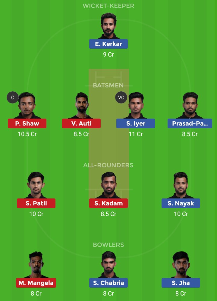 NBB vs NMP (T20 Mumbai nbb vs nmp)
