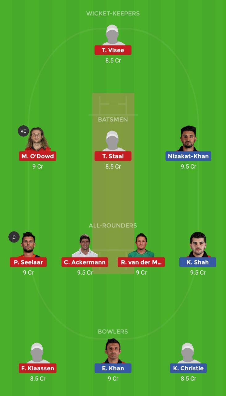 HK vs NED (Oman T20I Series)