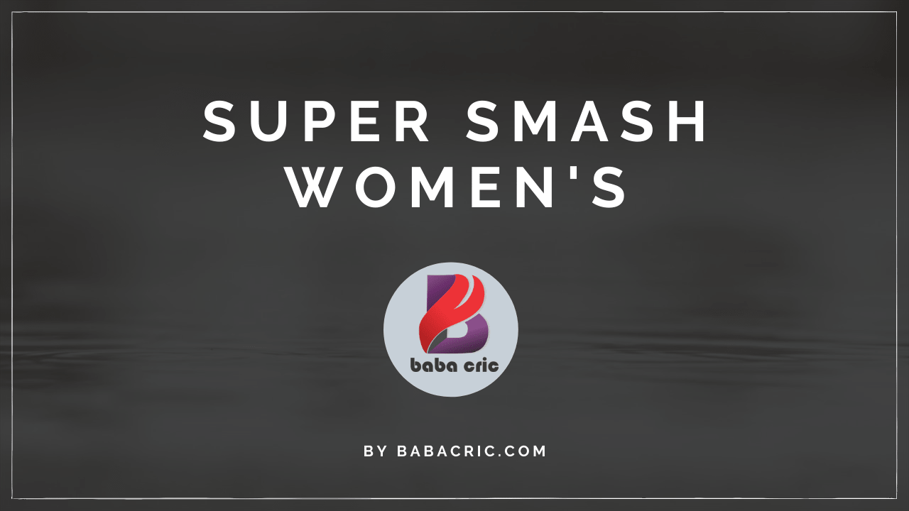 Super Smash Womens 2019-20