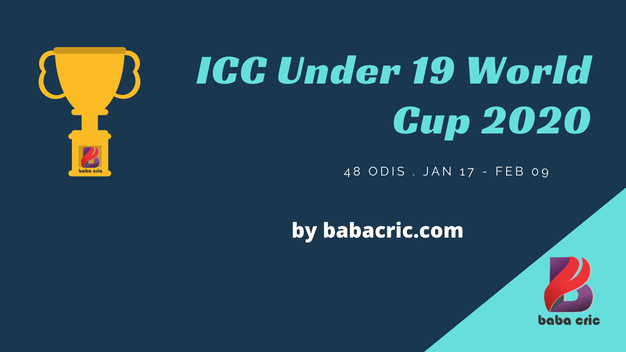 AUU19 vs ENU19 (ICC U19 World Cup)
