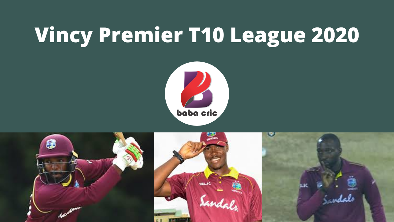 SPB vs BGR (Vincy Premier League T10)