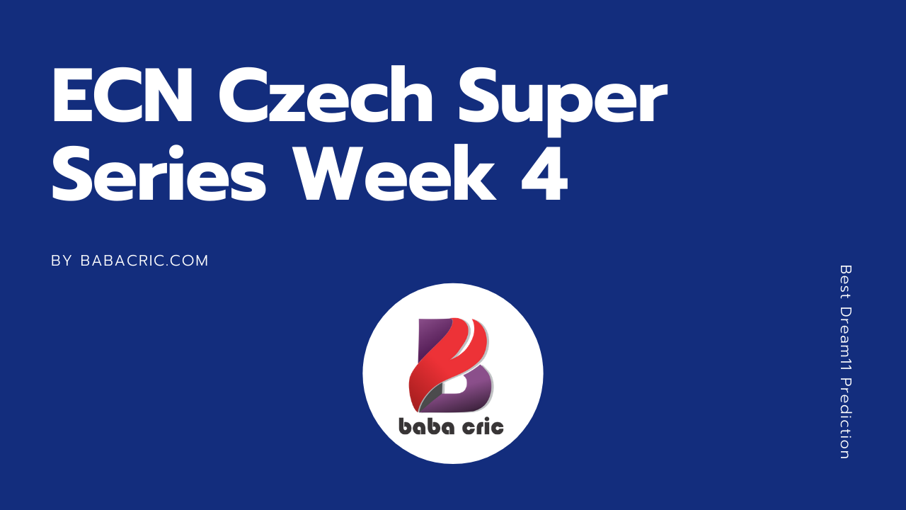 BRG vs BRD (ECN Czech Super Series Week 4)