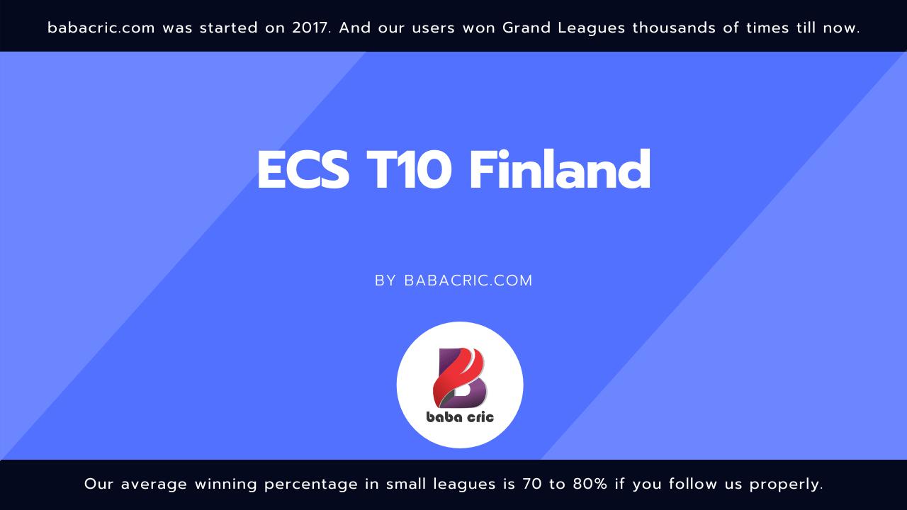 GHM vs SKK (ECS T10 Finland)