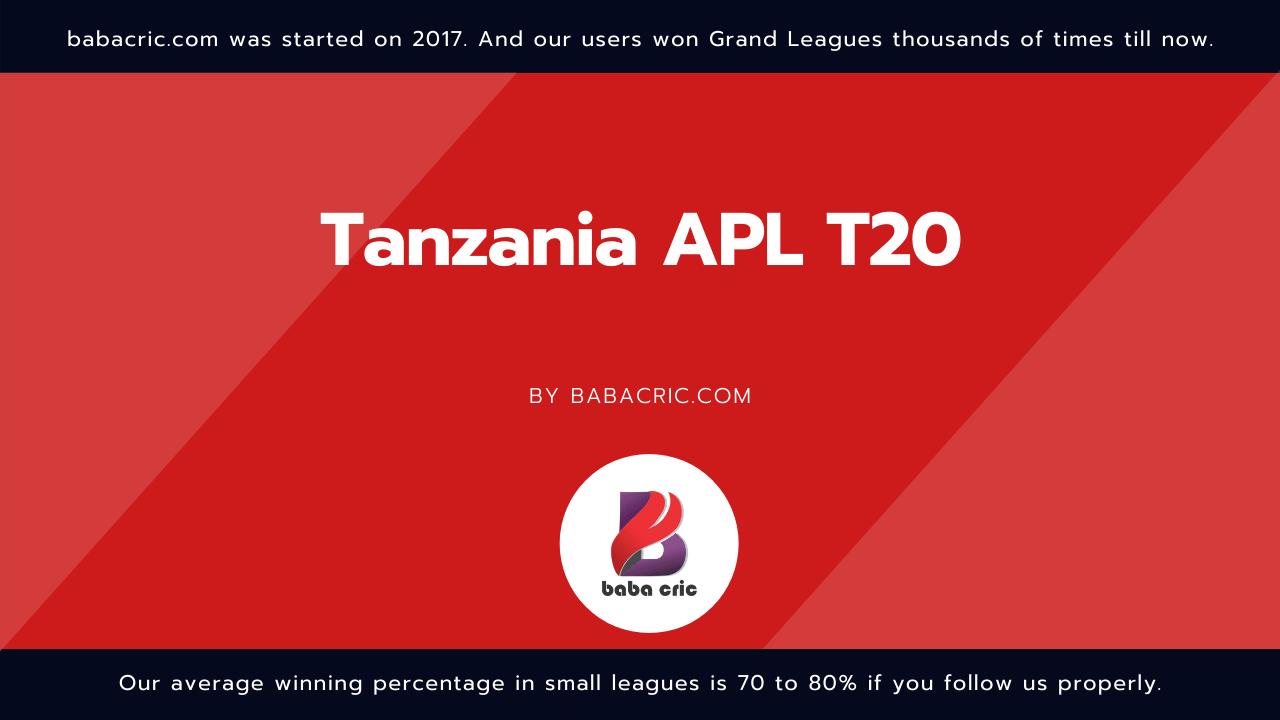 SK vs BUB (Tanzania APL T20)