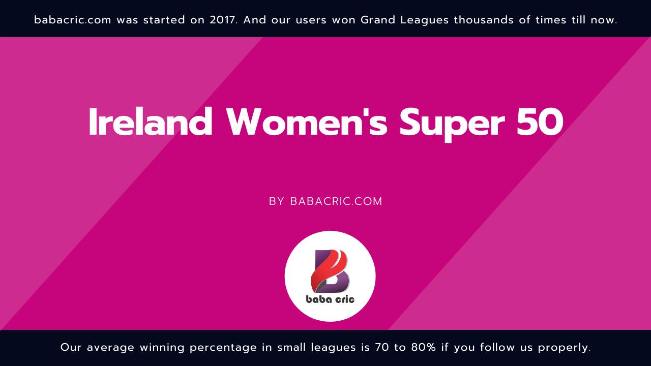 Ireland Women's Super 50