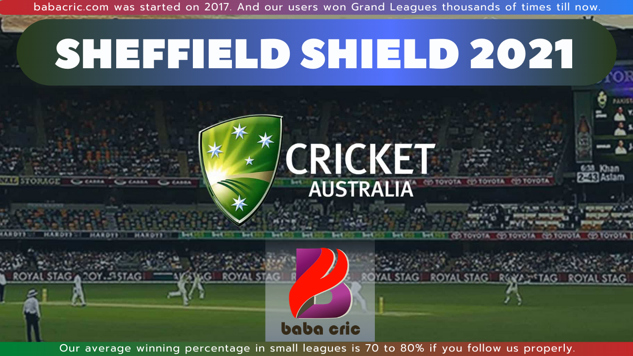 Sheffield Shield 2021