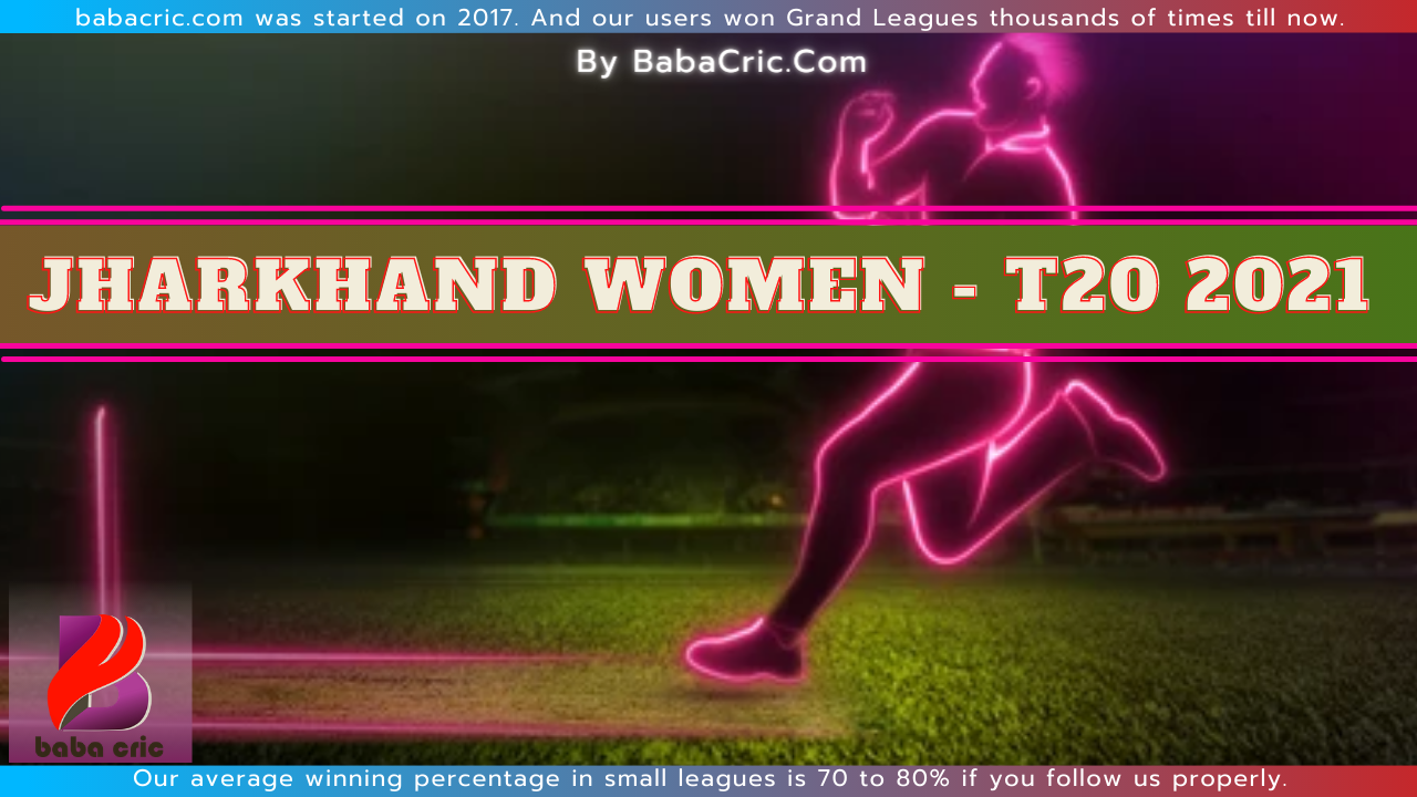RANW vs JAMW (Jharkhand Women T20- 2021)