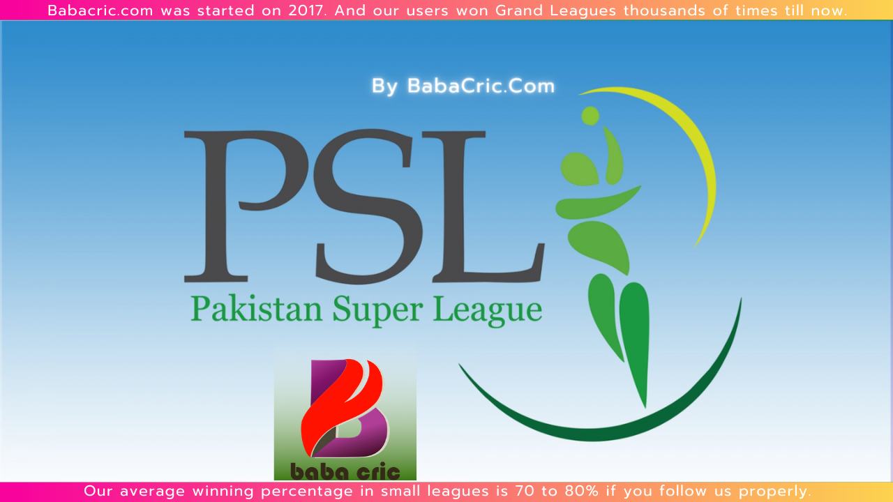 KAR vs LAH (Pakistan Super League T20- 2021)