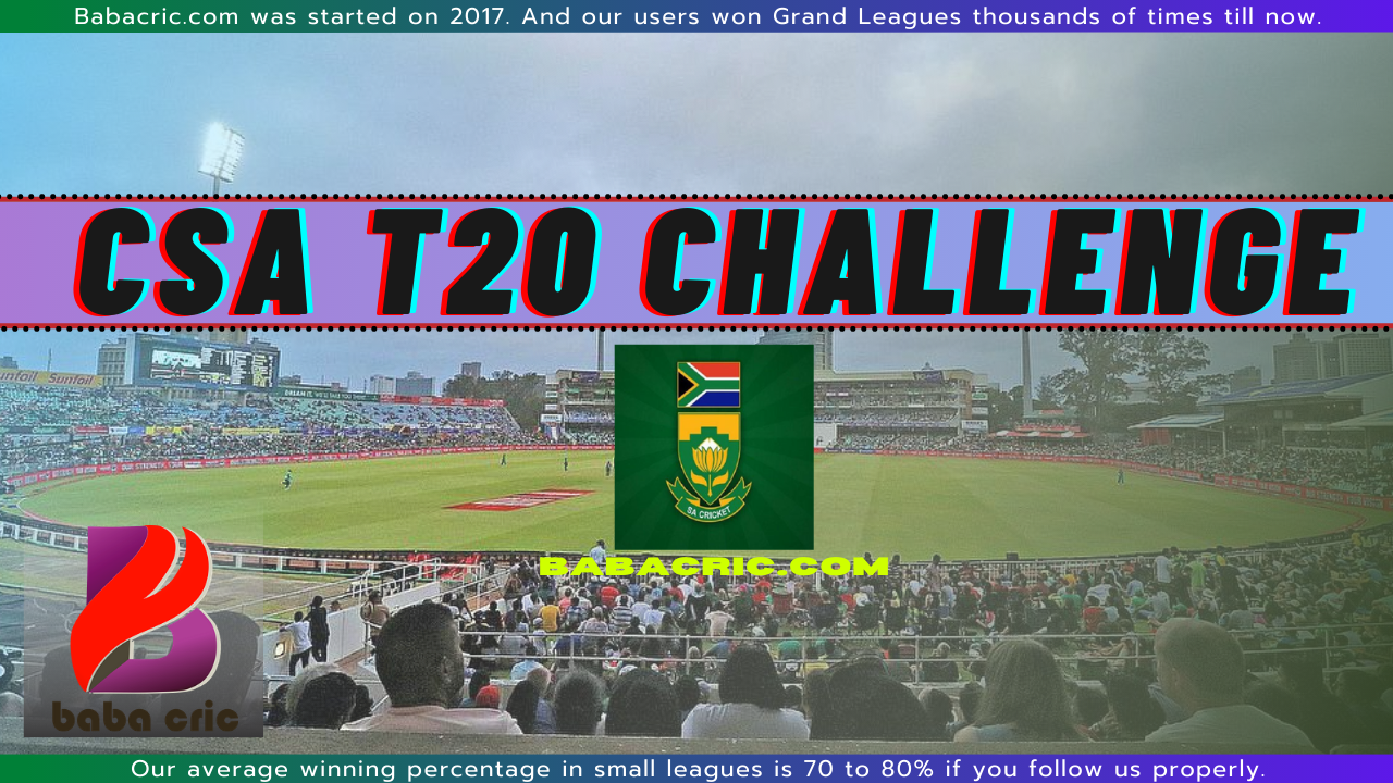 TIT vs WAR (South African T20 Challenge)