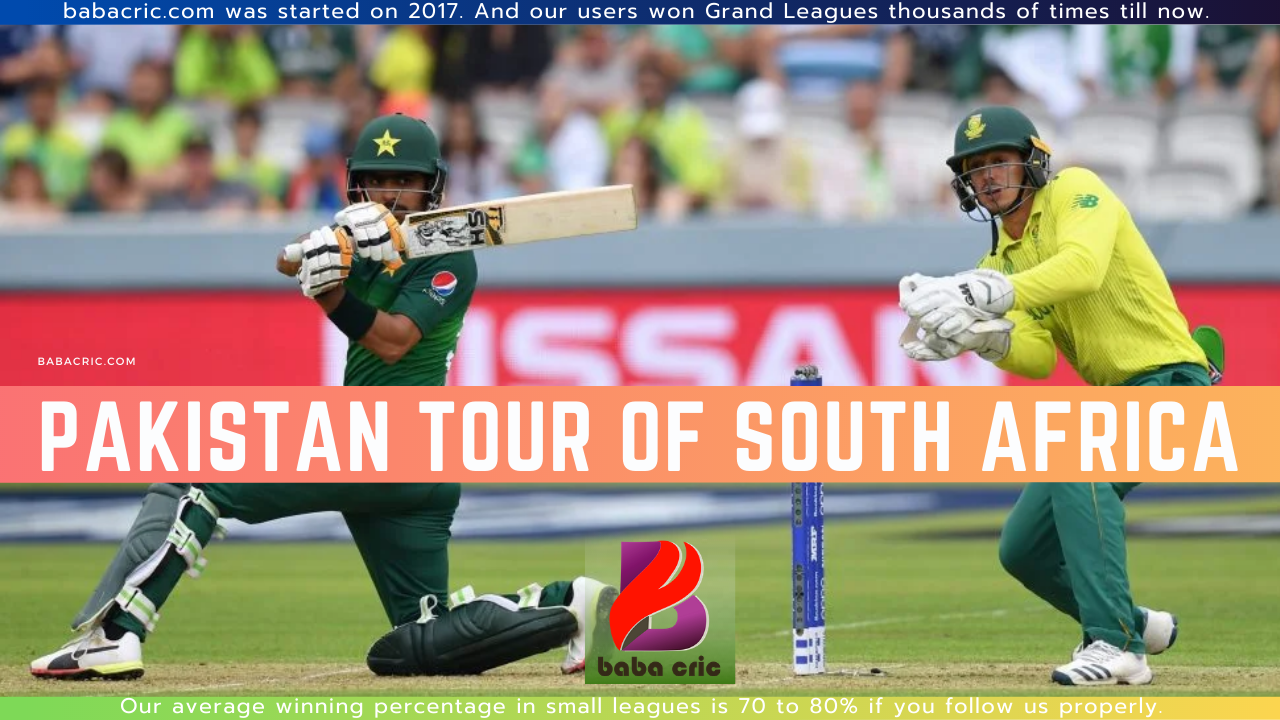SA vs PAK 3rd T20I Dream11 Prediction | IPL 2020 Team | Live Score