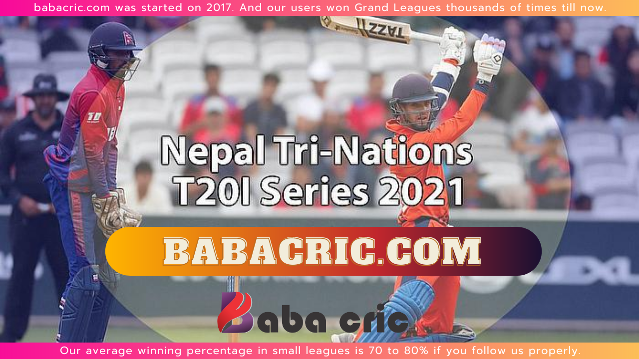 MAL vs NED (Nepal Tri National Cup 2021)