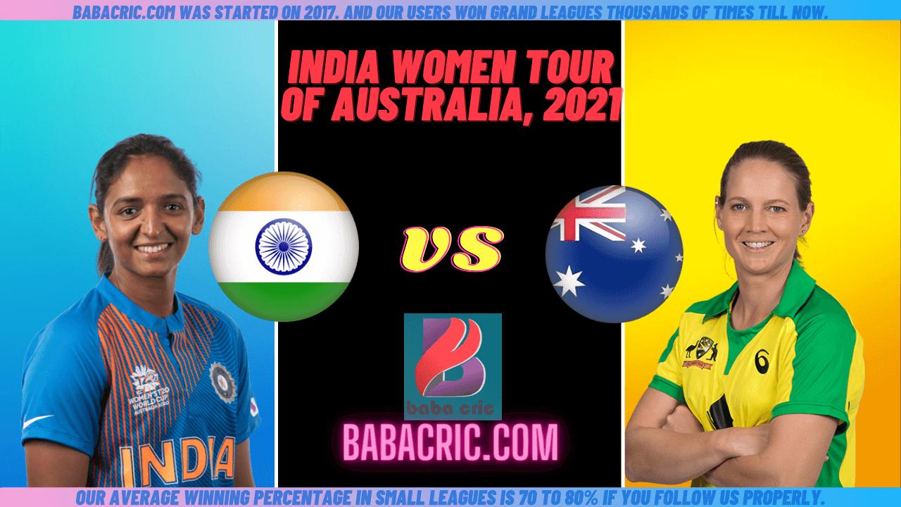 AUW vs INW 3rd T20I