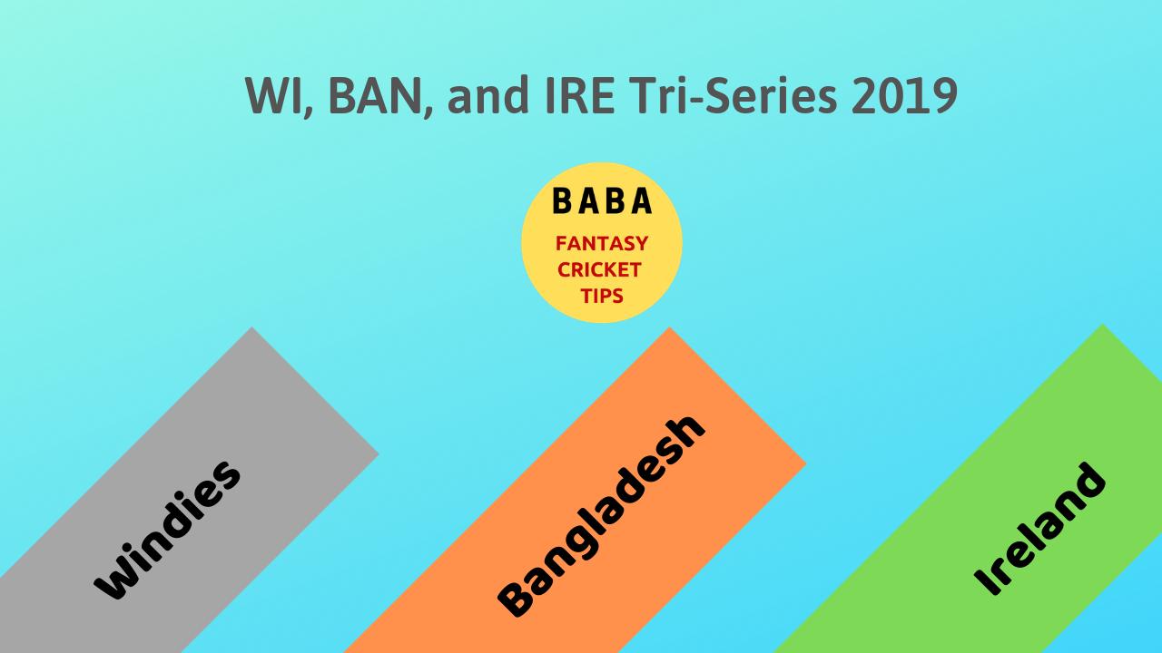 BAN vs WI Dream11 Prediction Team News | Live Score