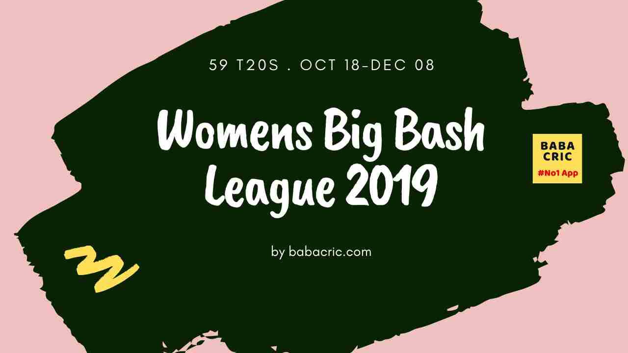 PSW vs STW (Women's Big Bash)