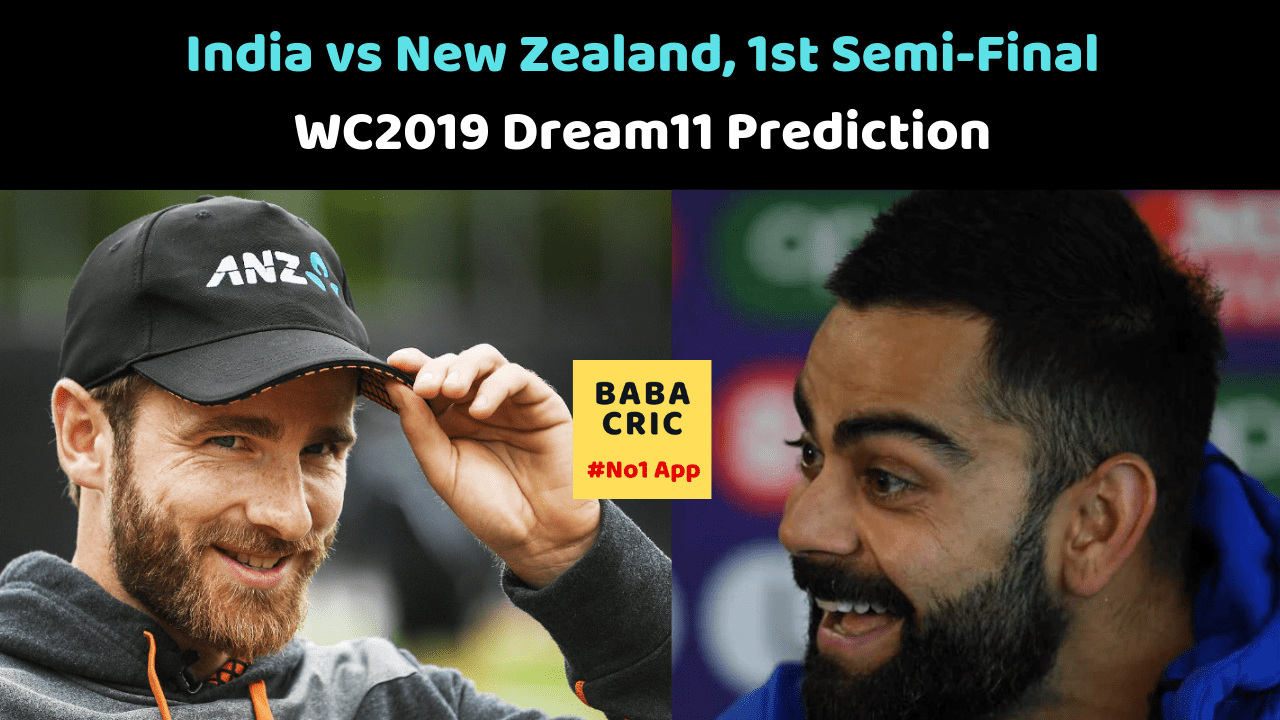 IND vs NZ Dream11 Prediction Team News | Live Score