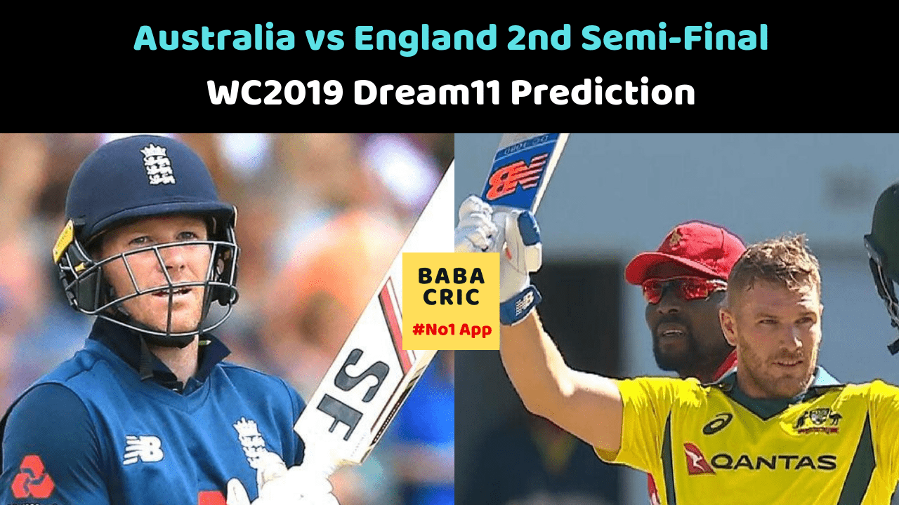 ENG vs AUS Dream11 Prediction Team News | Live Score