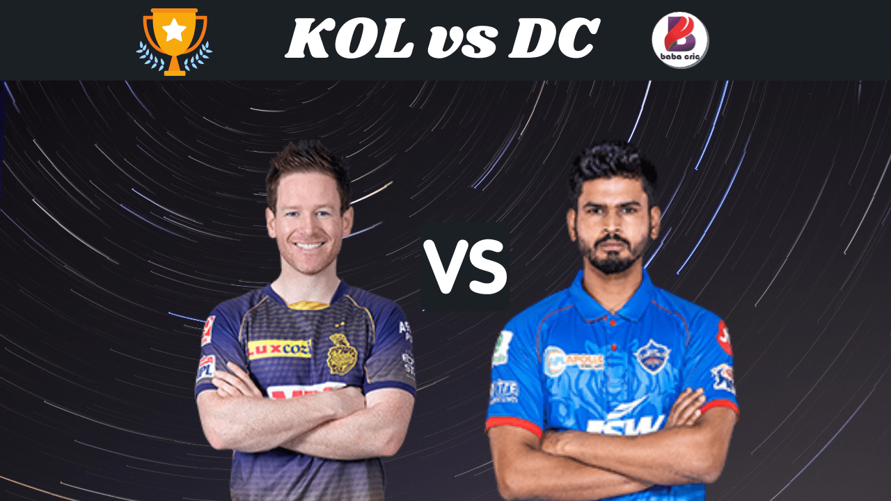 KOL vs DC (IPL 2020)