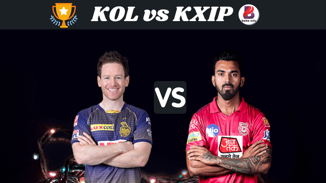 KOL vs KXIP Dream11 Prediction | IPL 2020 Team | Live Score